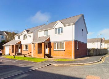 Thumbnail 4 bed detached house for sale in Clos Pentre, Pentre Road, St. Clears