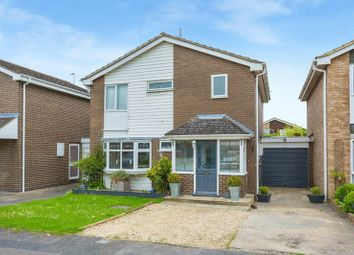 Thumbnail 4 bed detached house for sale in Albermarle Drive, Grove, Wantage