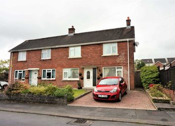 Thumbnail 3 bed semi-detached house for sale in Rhosyderi, Tumble, Llanelli