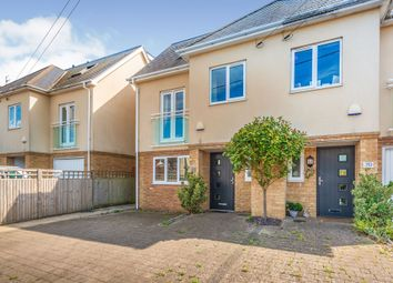 Thumbnail 4 bed semi-detached house for sale in West Street, Burgess Hill