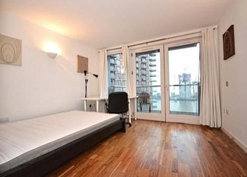 Thumbnail Studio for sale in New Providence Wharf, 4 Fairmont Avenue, London