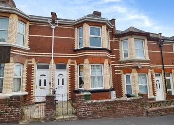 3 bed terraced house for sale in Manston Road, Mount Pleasant, Exeter EX1