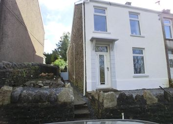 Thumbnail 3 bed terraced house for sale in Taillwyd Road, Neath Abbey, Neath.