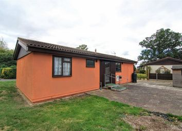 Thumbnail 2 bed detached bungalow for sale in Church Road, Grafham, Huntingdon