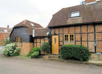 Thumbnail 2 bed barn conversion for sale in London End, Woburn, Milton Keynes