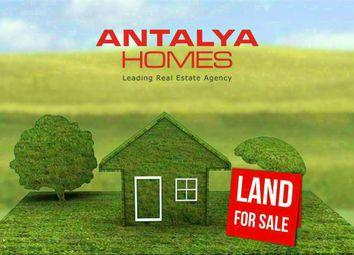Thumbnail Land for sale in Karaçallı, Aksu, Antalya Province, Mediterranean, Turkey