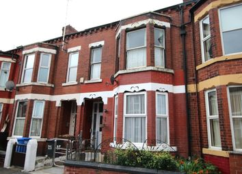 Thumbnail 6 bed terraced house for sale in Carlton Road, Salford