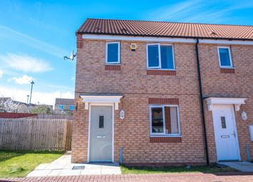 Thumbnail 2 bedroom end terrace house for sale in Mariners Way, Seaham