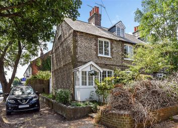 Thumbnail 2 bed end terrace house for sale in South Farm Cottages, Worthing, West Sussex