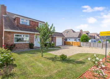 Thumbnail 3 bed detached house to rent in West Lane, Hayling Island