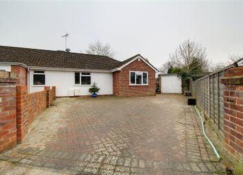 Thumbnail 3 bedroom semi-detached bungalow for sale in Frampton Close, Woodley, Reading, Berkshire