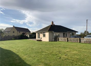 Thumbnail 4 bed detached bungalow to rent in Manston Road, Sturminster Newton