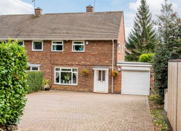 Thumbnail 3 bed semi-detached house for sale in Wakefield Road, Oulton, Leeds
