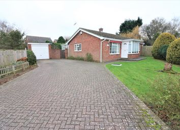 Thumbnail 3 bed detached bungalow for sale in Nelson Court, Watton