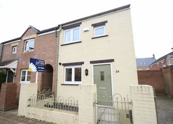 Thumbnail 2 bed semi-detached house for sale in Ewden Close, East Wichel, Swindon