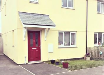 Thumbnail 2 bed semi-detached house for sale in Walters Close, Leedstown