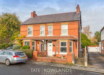 Thumbnail 3 bed semi-detached house for sale in Cornist Road, Flint, Flintshire