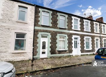 Thumbnail 2 bed terraced house for sale in Treorchy Street, Cathays, Cardiff