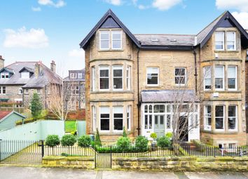 Thumbnail 4 bed semi-detached house for sale in West Cliffe Terrace, Harrogate