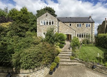 Thumbnail 6 bed detached house for sale in Oakes Gardens, Holywell Green, Halifax, West Yorkshire