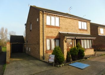 Thumbnail 2 bed semi-detached house for sale in Meadowland Drive, Bradwell, Great Yarmouth