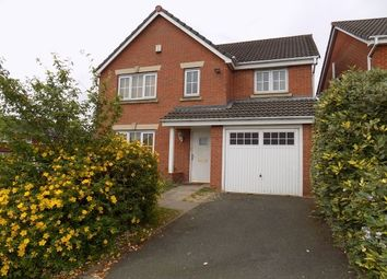 Thumbnail 4 bedroom detached house to rent in Siskin Close, Oldbury