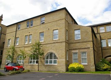 Thumbnail 2 bed flat to rent in Whitaker House Apartments, Charlotte Close, Halifax