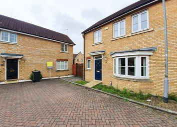 Thumbnail 4 bed link-detached house to rent in Albemarle Link, Springfield, Chelmsford