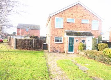 Thumbnail 2 bed semi-detached house for sale in Field Avenue, Canterbury