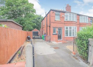 Birchington Road, Manchester, Greater Manchester, Uk M14. 3 bed semi-detached house