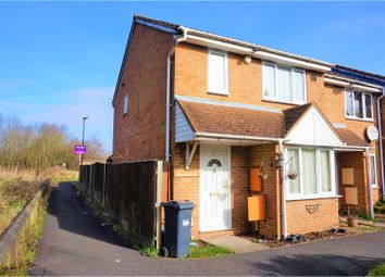 Thumbnail 3 bed end terrace house for sale in Wraysbury Close, Hounslow