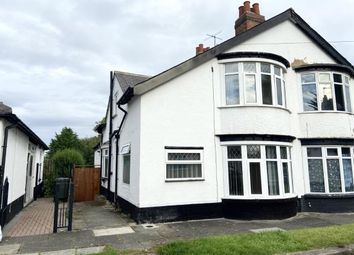 Thumbnail 2 bed semi-detached house for sale in Stanhope Gardens, Bell-Vue, Middlesbrough