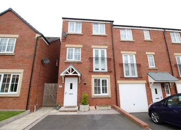 Thumbnail 3 bed town house for sale in Barley Edge, Off Durranhill Road, Carlisle, Cumbria