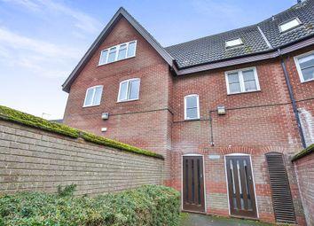 Thumbnail 2 bedroom flat for sale in Waldegrave, Norwich