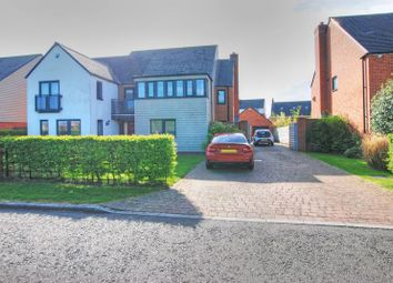 Thumbnail 5 bedroom detached house for sale in Rosebrough Road, Newcastle Upon Tyne