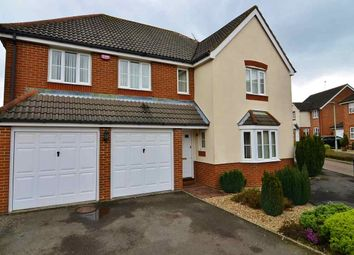 Thumbnail 5 bed detached house to rent in Thornton Close, Willesborough, Ashford