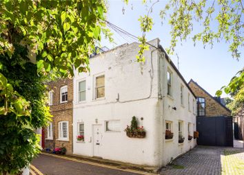 Thumbnail 3 bed mews house for sale in Adrian Mews, London
