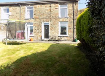 Thumbnail 4 bed semi-detached house for sale in Oak Street, Treorchy, Rhondda Cynon Taff.