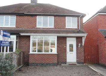 Thumbnail 3 bed semi-detached house to rent in Goodes Lane, Leicester