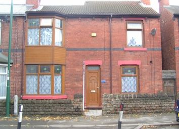 Thumbnail 3 bedroom terraced house for sale in Vernon Road, Basford, Nottingham