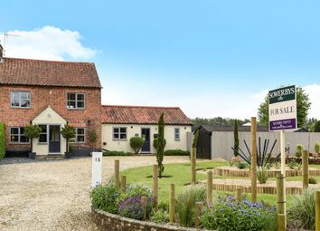 Thumbnail 3 bed cottage for sale in The Street, Swanton Novers, Melton Constable