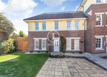 Thumbnail 3 bed flat for sale in Hampshire Court, 9 Brent Street, London