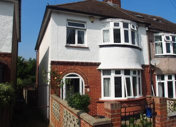 Thumbnail 3 bed end terrace house for sale in Featherby Road, Gillingham