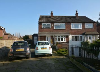 Thumbnail 4 bed semi-detached house for sale in Blackcarr Road, Baguley, Manchester
