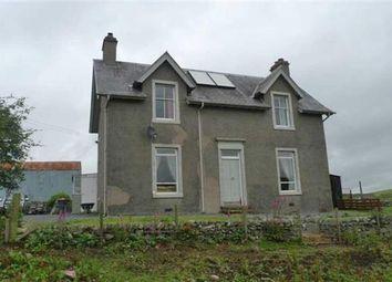 Thumbnail 3 bed detached house to rent in Kirkcowan, Newton Stewart