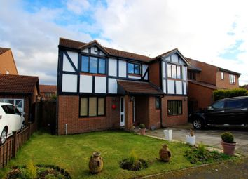Thumbnail 5 bed detached house for sale in Beaver Close, Pity Me, Durham