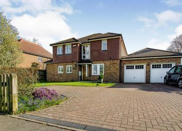 Thumbnail 5 bed detached house for sale in Salmons Lane West, Caterham, Surrey