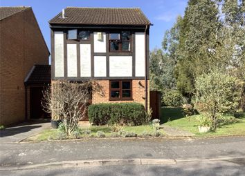 Thumbnail 3 bed detached house for sale in Old Manor Way, Chislehurst