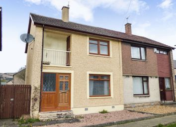 Thumbnail 2 bed property for sale in Melrose Gardens, Lochore, Lochgelly