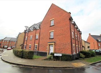 Thumbnail 2 bed flat for sale in Jane House, Eyre Close, Swindon